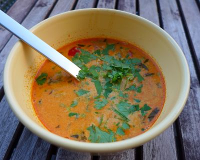 Rote Thai Curry Suppe  (DJ Warm-up) by Alex