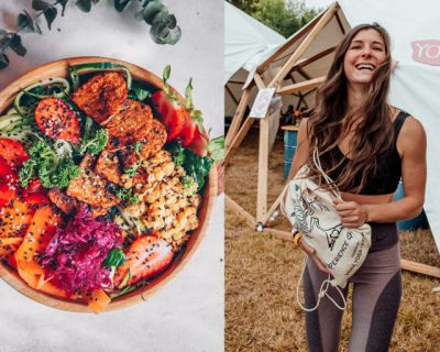 Annelina Waller: Mood Food & Buddha Bowls