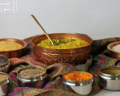 Kitchari Grundrezept – Ayurveda Soulfood