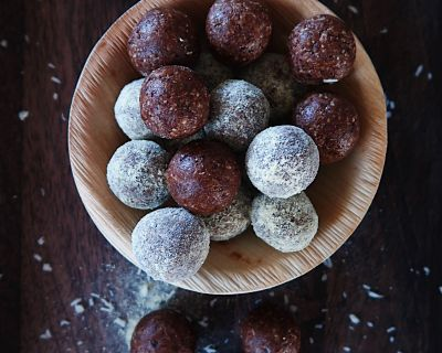 Ayurvedic Stress-less Bliss Balls