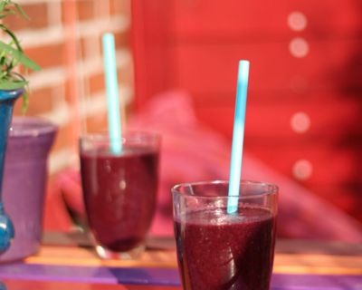 Purple Smoothie