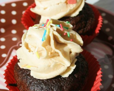 Ultimate Chocolate-Battle-Cupcakes!